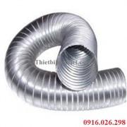 ống nhôm nhún, ống nhôm bán cứng 100, 150, 200, 250, 300