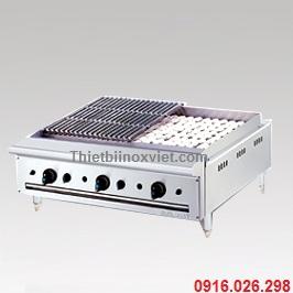 Bếp nướng than đá nhân tạo CRB 3B | Bếp nướng than hoạt tính