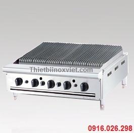 Bếp nướng công nghiệp | Bếp nướng than hoạt tính CB5B