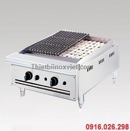 Bếp nướng than đá nhân tạo CRB2B | Bếp nướng than hoạt tính