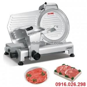 Máy cắt lát thịt công nghiệp| Máy thái thịt đông lạnh | May cat lat thit