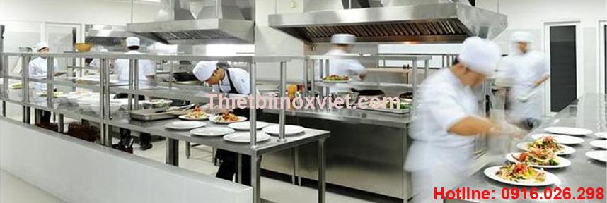 Thiết Bị Inox Bếp Công Nghiệp