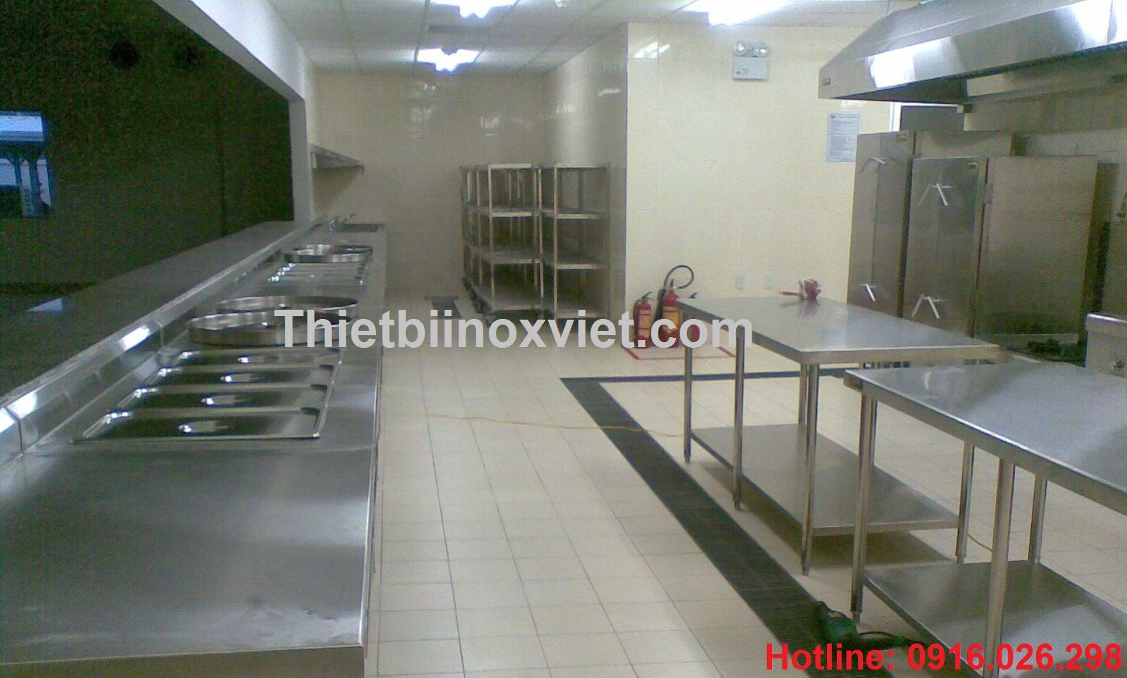 Khu ra đồ bếp ăn nhà máy khu công nghiệp, Thiết bị giữ ấm thức ăn