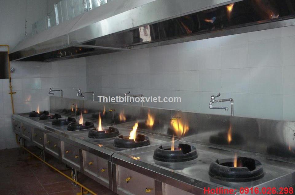 Bếp ăn canteen nhà máy khu công nghiệp, Thiết bị bếp nâu nhà máy khu công nghiệp
