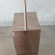 hộp đựng xô than hộp xách xô than bếp lẩu nướng không khói