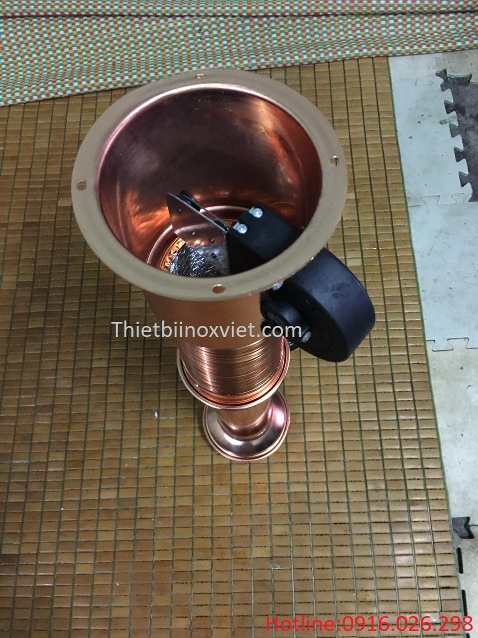 Ống hút mùi loại mềm giá rẻ tại Hà Nội