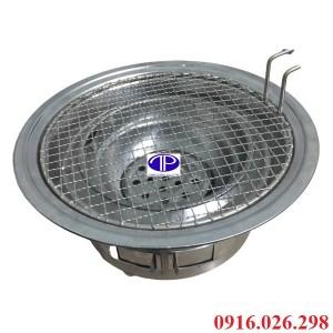 Cung cấp các loại bếp nướng than hoa âm bàn, bếp lẩu nướng không khói