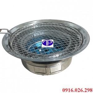 Bếp nướng than hoa không khói âm bàn cho nhà hàng quán nướng