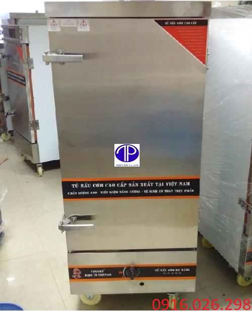 Tủ nấu cơm 12 khay giá rẻ tại Hà Nội