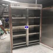 Tủ sấy khay bếp ăn công nghiệp giá rẻ