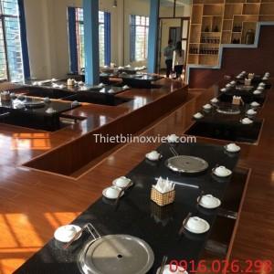 Cung cấp bàn ăn mặt đá nhà hàng
