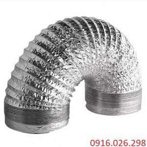 Ống gió bạc mềm D300