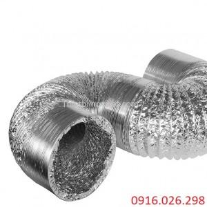Ống bạc mềm d250 cho hệ thống hút khói
