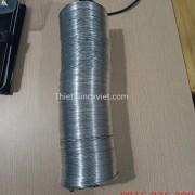 Ống gió bạc mềm D150 giá tốt