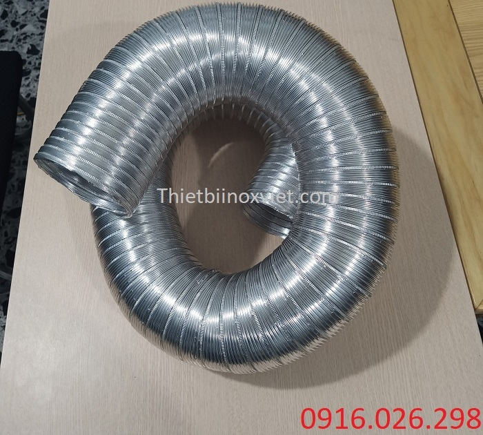Gía bán ống nhôm nhún D100