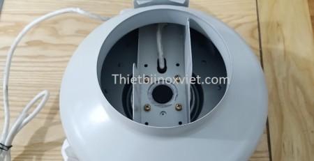 Quạt hút mùi nối ống D150 giá rẻ tại Hà Nội