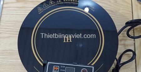 Bếp lẩu từ âm bàn tròn nhà hàng hp288