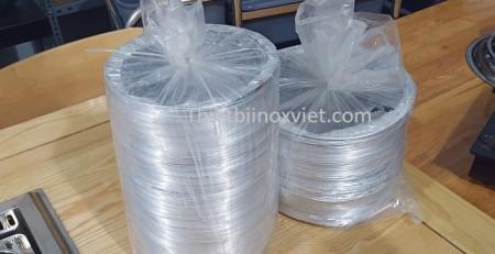 Cung cấp các loại ống gió bạc mềm